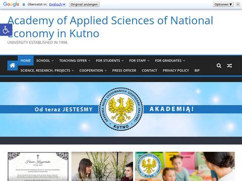 Wsgk.com.pl bezpieczeństwo narodowe kutno