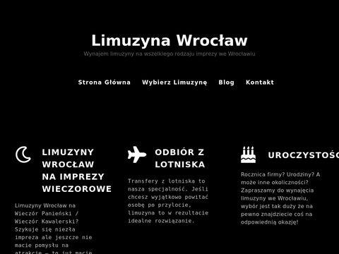 Wroclawlimuzyna.com