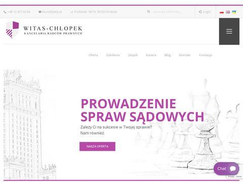 Jwrp.pl - kancelaria prawna Kraków