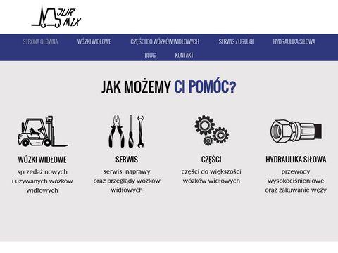 Jurmix.com.pl części do wózków widłowych