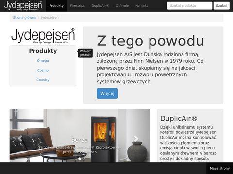 Jydepejsen.pl piece kominkowe