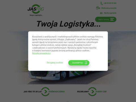 JAS-FBG spedycja międzynarodowa