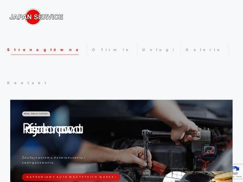 Japanservice.pl Remont silnika Gdynia