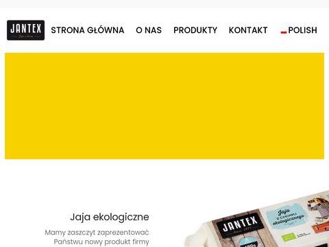 Jantex Polska ferma drobiu