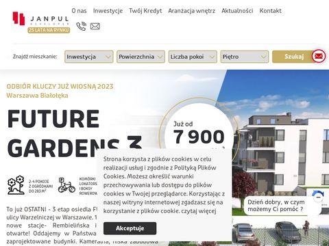 Janpul.pl Jankowski Pulchny Górczak deweloper
