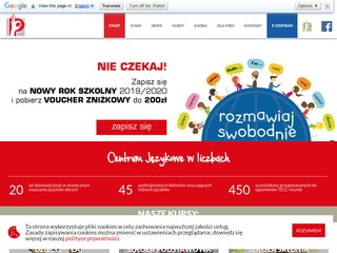 Jezykipaderewski.pl - szkoła językowa Lublin
