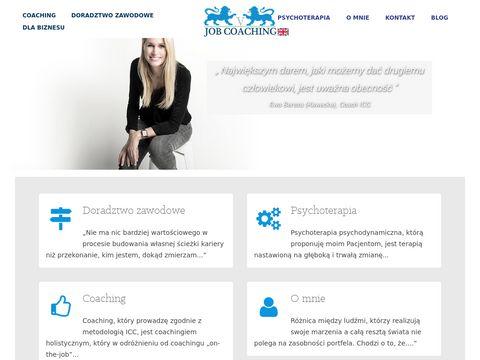 Jobcoaching.com.pl Ewa Kawecka