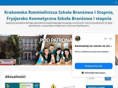Ksz.edu.pl Krakowska Szkoła Zawodowa