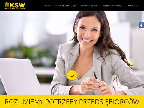 KSW biuro rachunkowe - księgowość i rachunkowość