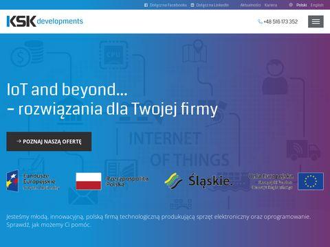 KSK Developments elektronika i oprogramowanie