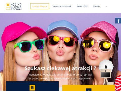 Krysztalowafotobudka.pl