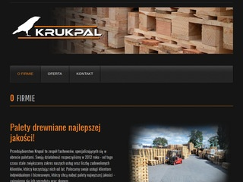 Krukpal.pl - palety Gniezno