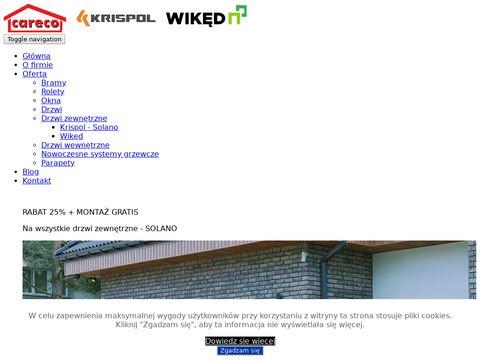 Krispol.careco.com.pl bramy Koszalin