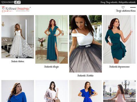 Krolowa-Shoppingu.pl - tuniki