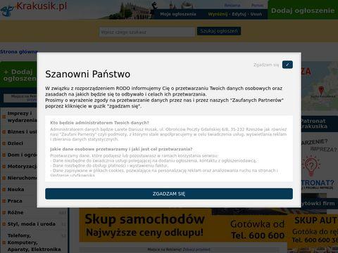 Krakusik.pl praca w Krakowie
