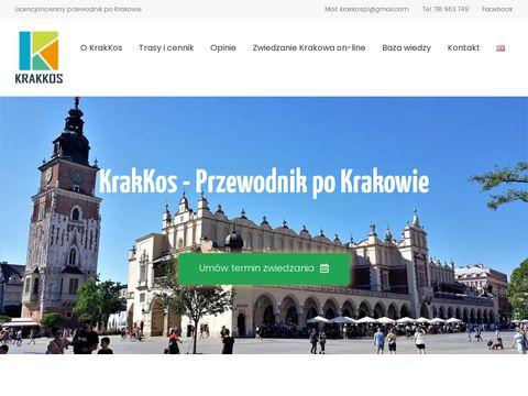 Krakkos.pl przewodnik po Krakowie