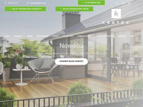 Kratex.pl panele drzwiowe