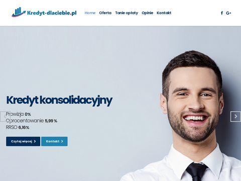 Kredyt-dlaciebie.pl Łódź