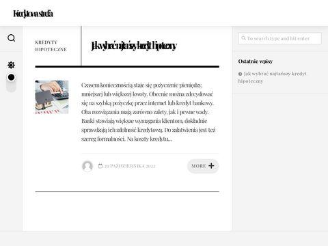 Kredytowa-strefa.pl