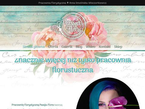Kwiaty.lublin.pl pracownia florystyczna Passja-Flora