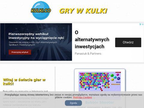 Kulki.co - gry online