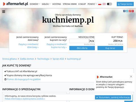 Kuchniemp.pl meble kuchenne Bielsko