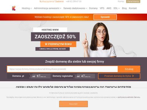 Kylos.pl Hosting