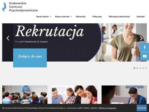 Kcp.com.pl szkoła psychoterapii