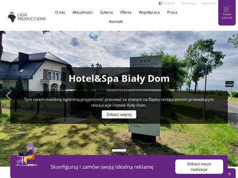 Kasetony.net producent reklamy zewnętrznej