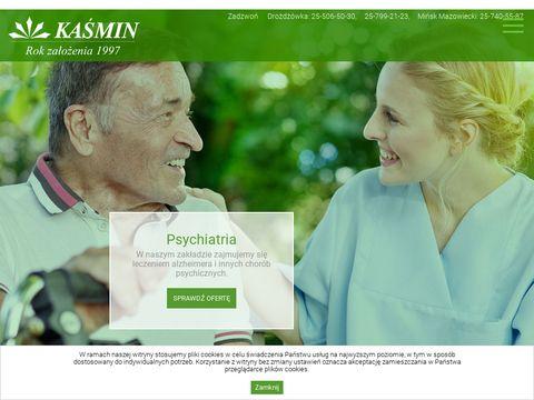 Kaśmin s.c. Niepubliczny Zakład Opieki Zdrowotnej