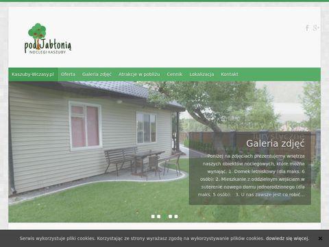 Kaszuby-wczasy.pl - domek nad jeziorem