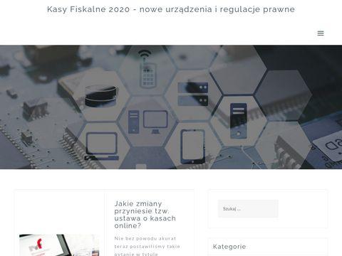 Kasyfiskalne2020.pl w Polsce