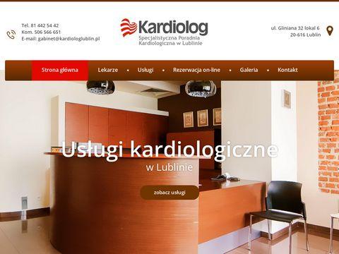 Kardiologlublin.pl poradnia
