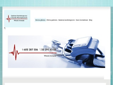 W. Armada Tuchola - kardiologchojnice.com.pl