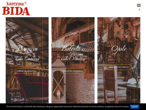 Karczma Bida - restauracja Lublin