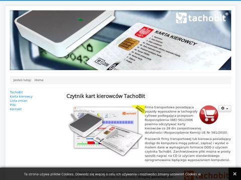 Kartakierowcy.pl program do odczytu karty