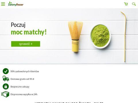 Kawaherbatasklep.pl zielona