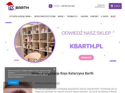 Katarzyna Barth Centrum Wizażu i Stylizacji Rzęs