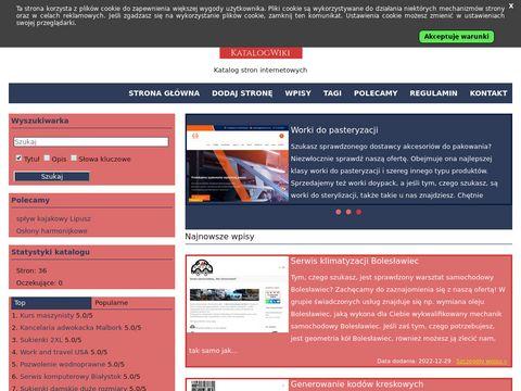 Katalogwiki.pl ciekawe strony www