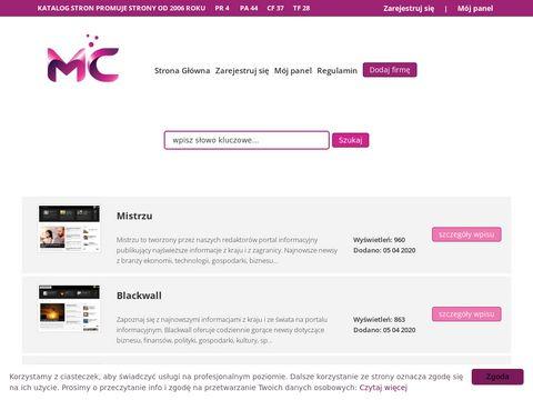 Katalog.mcportal.pl baza firm oraz katalog stron www