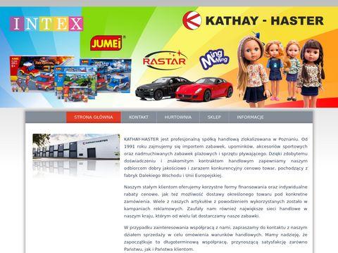 Kathay-Haster sp.j. baseny ogrodowe importer