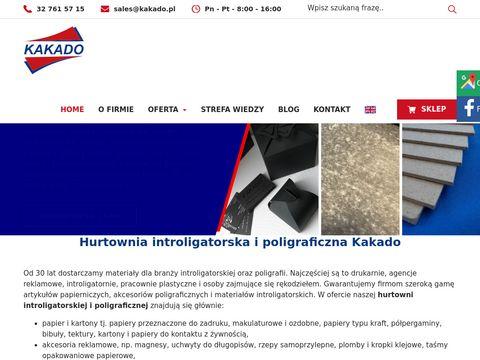 Kakado - papier do druku