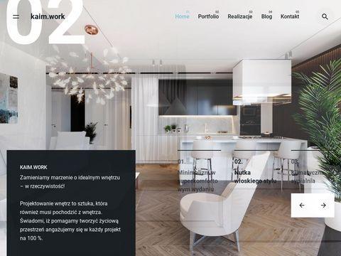 Kaim&Mitka - nowoczesne meble drewniane