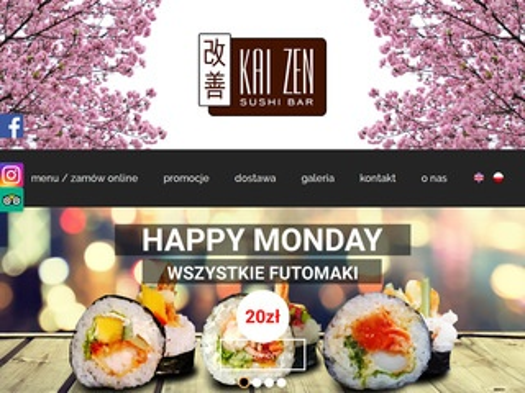 Kaizensushi.pl - sushi Wilanów