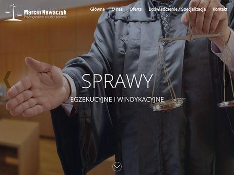Kancelaria Marcin Nowaczyk