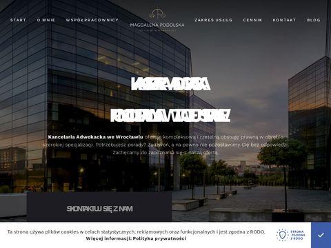 Kancelaria-podolska.pl