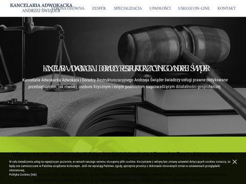 Kancelaria Adwokacka Andrzej Świąder