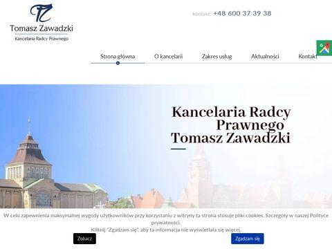 Kancelaria-zawadzki.eu