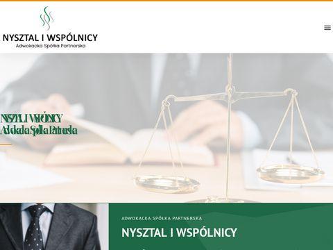 Radosław Nysztal - porady prawne