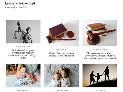 Kancelariakrych.pl